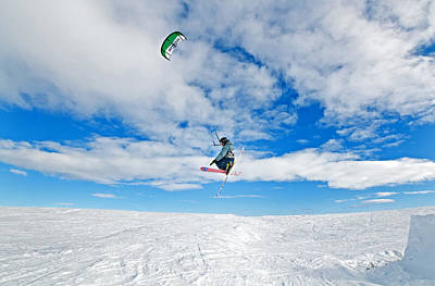 Modern Kitchen - Kite Ski by Elijah Weber