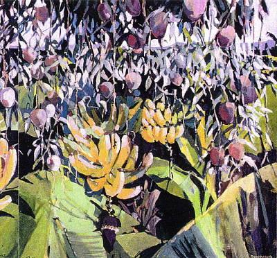 Kona Garden Art Print