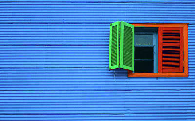 Multi Colored Photograph - La Boca by Silkegb