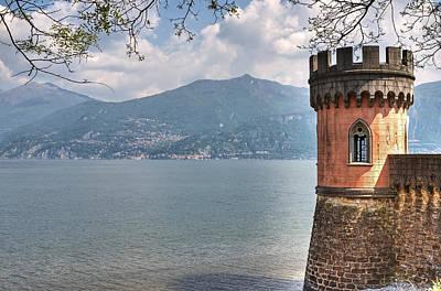 Lago Di Como Photograph - Lago Di Como by Joana Kruse