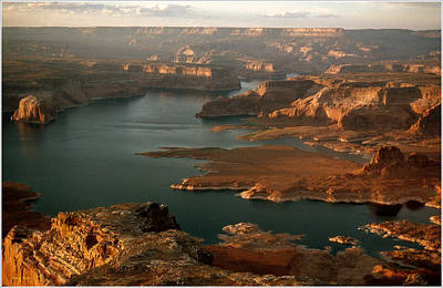 Photograph - Lake Powell by Gary Rose