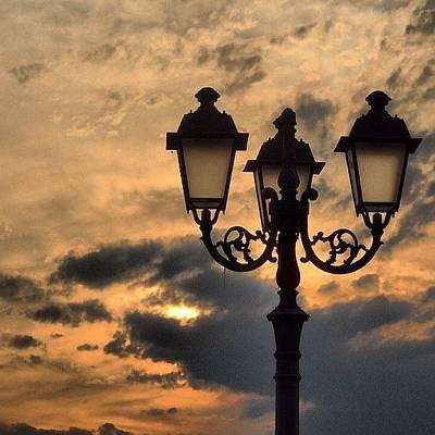Still Life Photograph - Lanterns At Sunset by Chi ha paura del buio NextSolarStorm Project