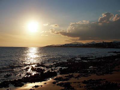 Jouko Lehto Royalty-Free and Rights-Managed Images - Lanzarote by Jouko Lehto