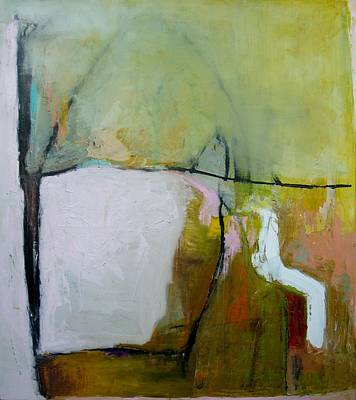 Painting - Large Abstract by Brooke Wandall