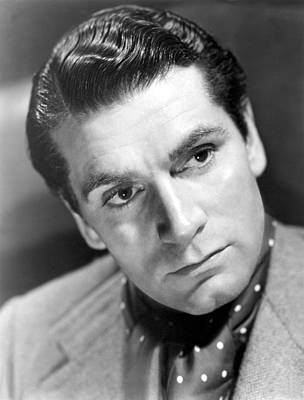 Laurence Olivier, 1940 Art Print by Everett
