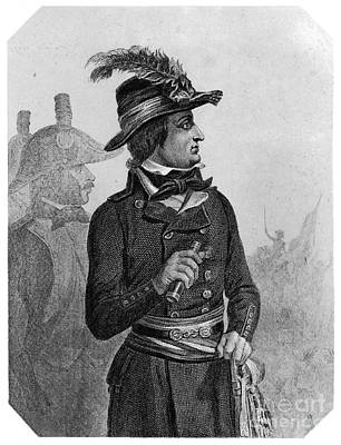 Lazare Carnot (1753-1823) Print by Granger