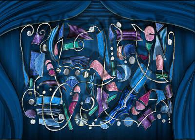 Surrealism Digital Art - Levitation Act by Mark Sellers