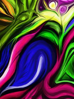 Digital Art - Life Surge by Jennifer Galbraith