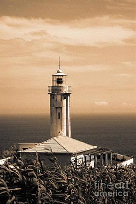 Lighthouse Art Print by Gaspar Avila