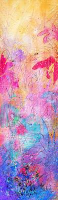 Abstract Creations Drawing - Little Miracles by Rachel Christine Nowicki
