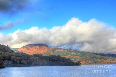 Loch Lomond Art Print by David Grant