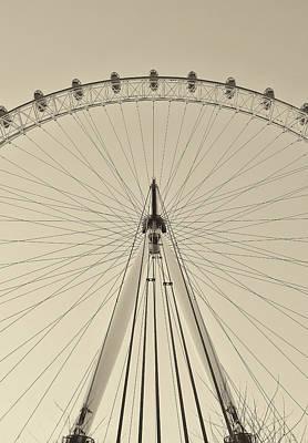 London Eye Original by Vinicios De Moura