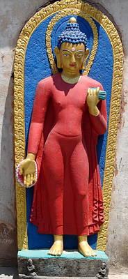Photograph - Lord Buddha-2 by Anand Swaroop Manchiraju
