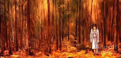 Painting - Lost by Igor Postash