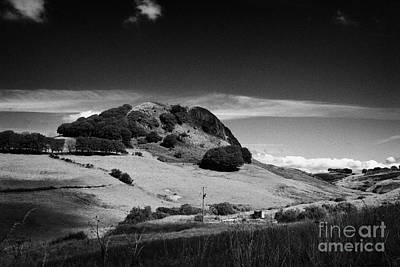 Loudoun Hill East Ayrshire Scotland Uk United Kingdom Art Print by Joe Fox