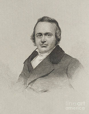 Agassiz Photograph - Louis Agassiz, Swiss-american Polymath by Science Source