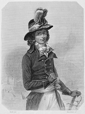 Louis Saint-just (1767-1794) Art Print by Granger