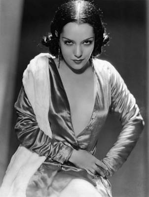 Lupe Velez, Ca. Early 1930s Art Print by Everett
