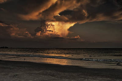 Photograph - Madeira Beach by Mario Celzner