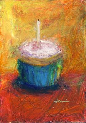 Jeannine Painting - Make A Wish by Jeannine Luke