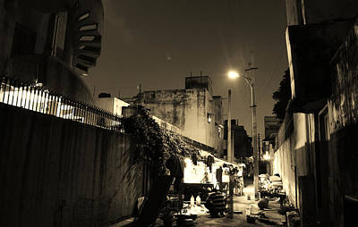 City Photograph - Making A Living by Sumit Mehndiratta