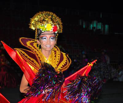 Photograph - Malay Dancer by Chua  ChinLeng
