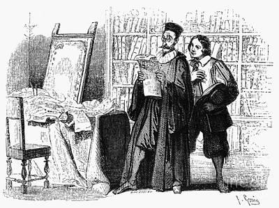 Manzoni: I Promessi Sposi Art Print by Granger