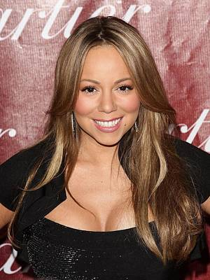 Mariah Carey At Arrivals For 21st Art Print