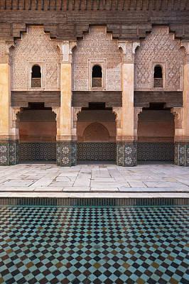 Marrakesh, Morocco Art Print by Axiom Photographic