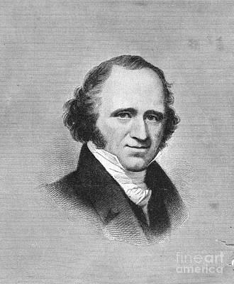 Martin Van Buren Art Print by Granger