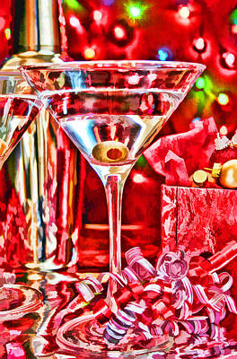 Martini Royalty-Free and Rights-Managed Images - Martini by Darren Fisher