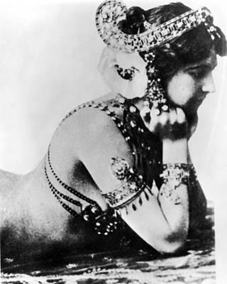 Mata Hari Art Print by Everett