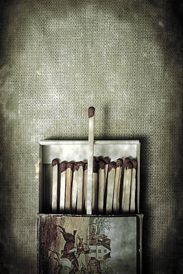 Country House Photograph - Matches by Joana Kruse