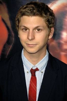 Arclight Hollywood Photograph - Michael Cera At Arrivals For Premiere by Everett