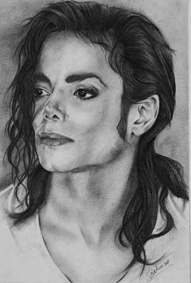 Michael Jackson Original by Cristina Ceccherini