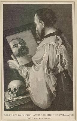 Michelangelo Caravaggio 1871-1610 Art Print