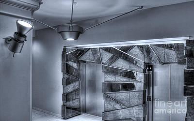 Odon Photograph - Modern Interior Design by Odon Czintos