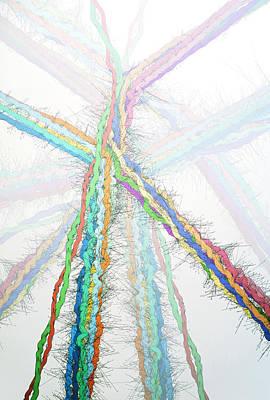 Molecular Collisions Art Print by Eric Heller