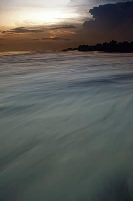Digital Photograph - Monterrico Sunset by Francesco Nadalini