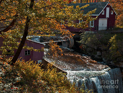 Photograph - Morningstar Mill by JT Lewis