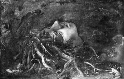 Gorgon Wall Art - Photograph - Mythology: Medusa by Granger