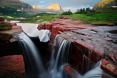 Photograph - Natural Beauty by Bernard Chen