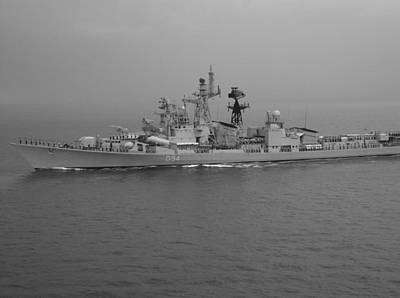 Photograph - Navy Ship 3 by Elizabeth  Doran