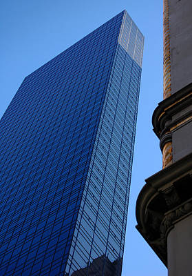 Newyork08 Photograph - New And Old by RicardMN Photography