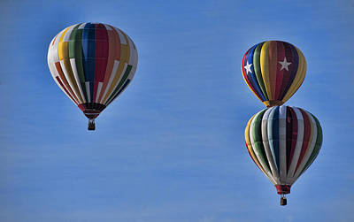 New York State Festival Of Balloons Art Print by Joe Granita