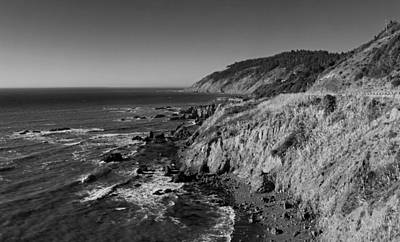 Pch Photograph - Northern California Coast by Twenty Two North Photography