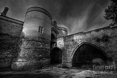 Photograph - Nottingham Castle by Yhun Suarez