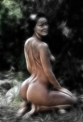 Nude Women Original by Ratan Sonal