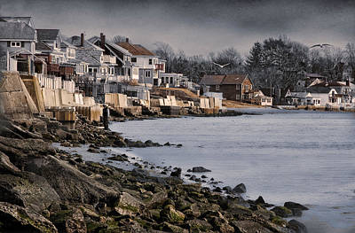 Photograph - Ocean Grove by Robin-Lee Vieira