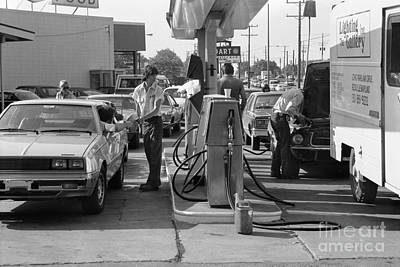Photograph - Oil Crisis, 1979 by Granger